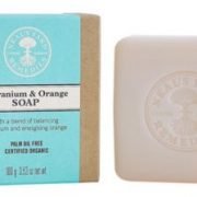 Soap Geranium Orange